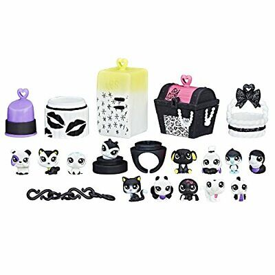 Littlest Pet Shop Black and White Pet Pack, Collection 1