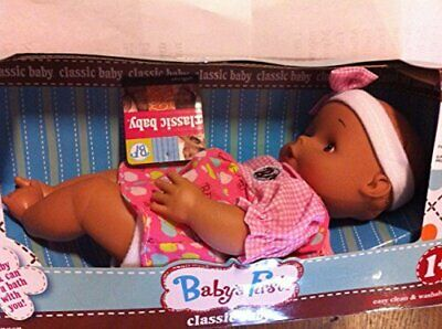 Babys First Classic Baby - Brown Skin