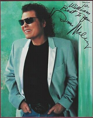 Ronnie Milsap, Country Singer, Signed Photo, COA, UACC RD 036