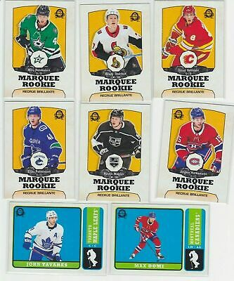 18-19 Upper Deck Series 2 Complete Opc O-Pee-Chee Retro Update Set 601-650