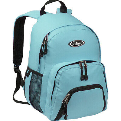 Everest Sporty Backpack 6 Colors Everyday Backpack NEW