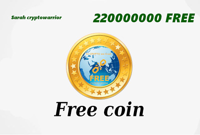 220 M FREE coin CRYPTO MINING-CONTRACT 220 Million (FREE), Crypto Currency