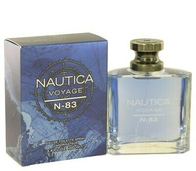 Nautica - Voyage N-83 - EDT - 100ml/3.4oz - Men Spray