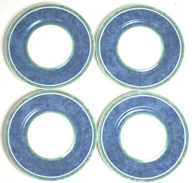4 Villeroy & Boch SWITCH 3 Costa Saucers Plates matches Castell/Cordoba 6 3/4""