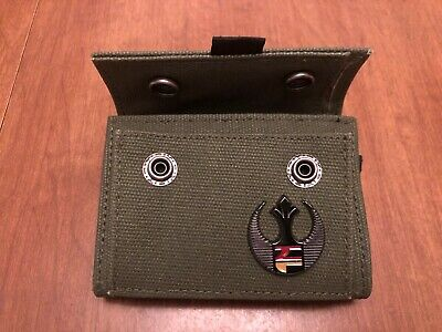 Star Wars Endor - Endor Rebel Forces Wallet - Loot Crate Exclusive