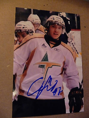Artem Sergeev SIGNED 4x6 photo TEAM RUSSIA / VAL D'OR / TAMPA BAY LIGHTNING
