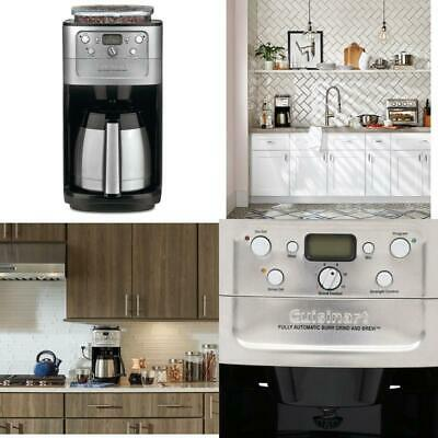 Coffee Maker/ Grind And Brew / 10 Cup!!!