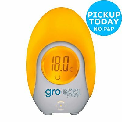 Gro Egg Colour Changing Room Thermometer.
