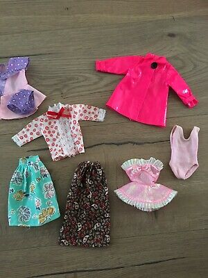 Mixed Barbie Vintage And Modern Clothing 25 Pieces
