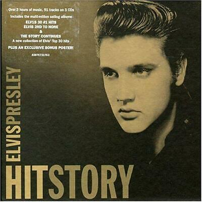Hitstory [Deluxe Edition], Elvis Presley, Good Limited Edition,Box set