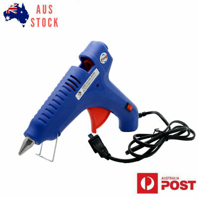 100W Electric Heating Hot Melt Glue Gun Adjustable Temperature Tool AC 100-240V