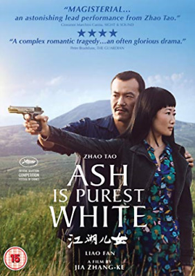 Ash Is Purest White (UK IMPORT) DVD [REGION 2] NEW