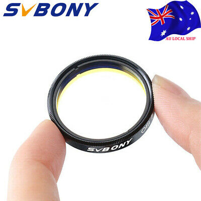 "SVBONY SV115 18nm 1.25"" O-III Filter Narrowband for Astronomy Telescope AU LOCAL"