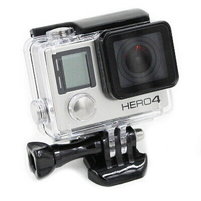 Underwater Waterproof Camera Housing Shell Cover Case for GoPro Hero 4 UK Stock