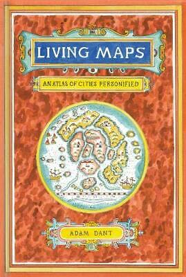 Living Maps: An Atlas of Cities Personified