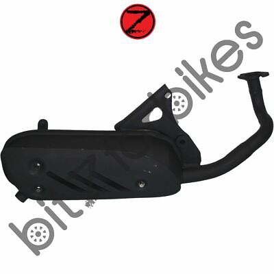 Exhaust Complete Adly Cosy 50 A/C 2001 to 2008