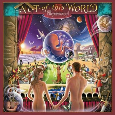 CD Pendragon - Not of this World (remastered)