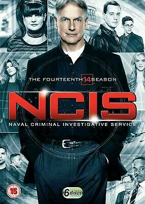 NCIS - Season 14 [DVD] [2018], New, DVD, FREE & Fast Delivery