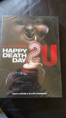 Happy Death Day 2 U Brand new and sealed
