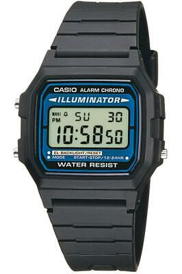 Casio F-105W-1A_it Unisex Armbanduhr neu und original AT