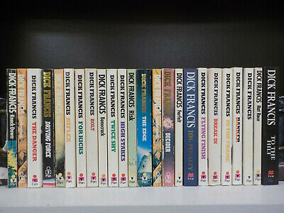 Dick Francis - 24 Books Collection! (ID:5347)