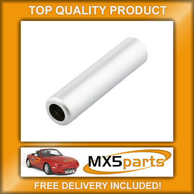 MX5 Brushed Satin Finish Handbrake Sleeve Mazda MX-5 Mk1 Mk2/2.5 NA NB 1989>2005