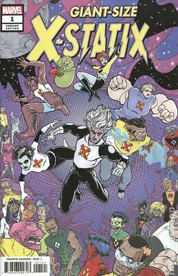 Giant Size X-Statix (Marvel) 1B NM Stock Image