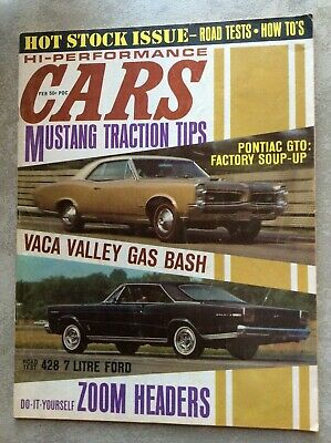 SUPER STOCK & Drag Race Illustrated Magazine August 1967 442