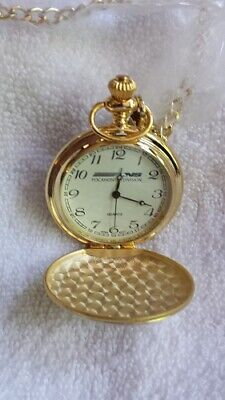 Norfolk Southern Pocahontas Division Gold Pocket Watch/ Mahogony Case