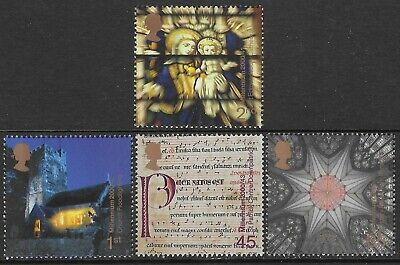 "Gb. 2000. ""Spirit & Faith"". 1 Set Of 4 Stamps. Mnh."