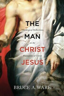 Man Christ Jesus : Theological Reflections on the Humanity of Christ, Paperba...