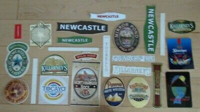 25 BEER STICKER PACK LOT decal craft beer brewing brewery tap handle 24