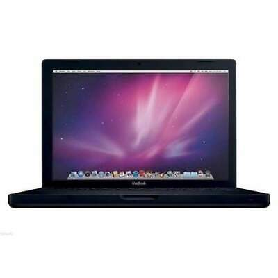 "Apple MacBook Core 2 Duo T7400 2.16GHz 2GB 160GB DVD±RW 13.3"" Notebook OSX"