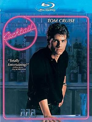 BLU-RAY Cocktail (Blu-Ray) Tom Cruise NEW