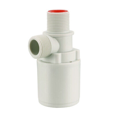 Float Ball Valve G3/4 Thread Plastic Vertical Automatic Water Level Sensor