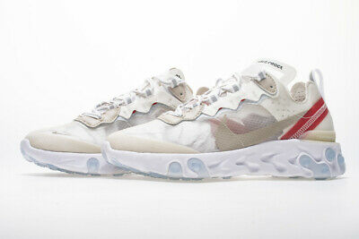 Nike React Element 87 Men Running Shoes Sneakers Trainers Free Shipping!
