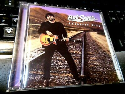 Greatest Hits by Bob Seger & the Silver Bullet Band (CD 1994,...