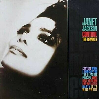 PRE-ORDER Janet Jackson - Control: The Remixes [CD New]