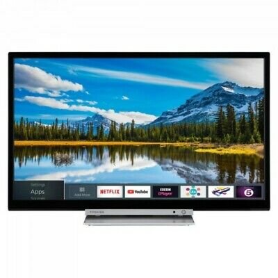 Toshiba 24D3863DB LED HD Ready Smart TV & DVD Player - *Seller Refurbished*