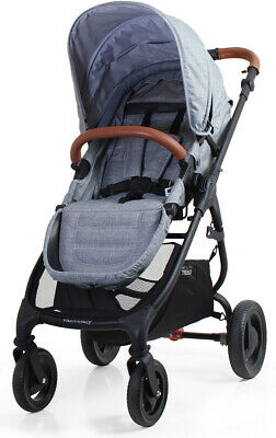 Valco Baby Snap Ultra Trend Compact Fold Lightweight Single Stroller Grey Marle