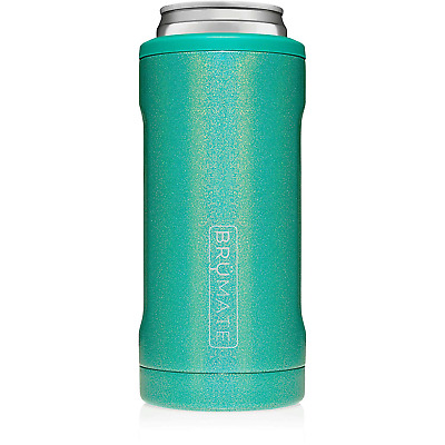 BrüMate Hopsulator Slim Double-walled Stainless Steel Insulated Can Cooler fo...