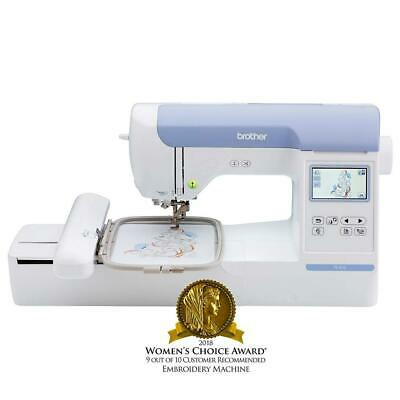 "Brother Embroidery Machine, PE800 5"" x 7"", Embroidery-Only Machine with..."