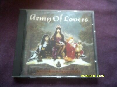 Army Of Lovers-Massive Luxury Overdose 1991 Pop Cd