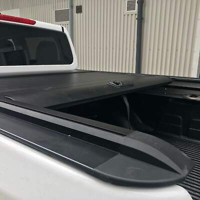 Armadillo Style Tonneau Cover for Nissan Navara NP300 15+ [ROLL BAR COMPATIBLE]