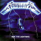 Ride The Lightning, Metallica, Audio CD, New, FREE & Fast Delivery