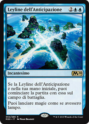 Mtg Leyline Of Anticipation Exc - Leyline Dell'anticipazione - M20 - Magic