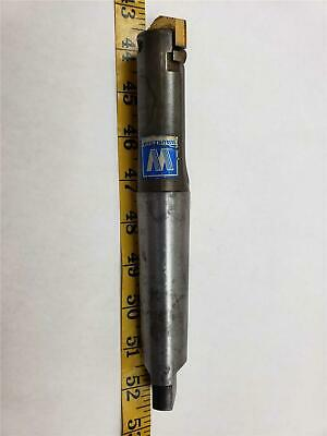 "Waukesha Spade Drill 1.2"" D 0.280 Thick Insert with #4 Morse Taper Made in USA"