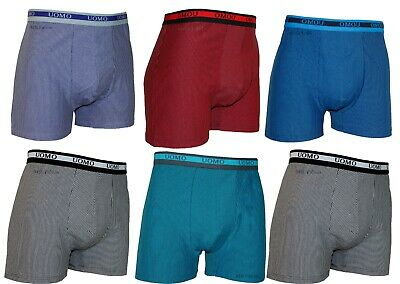 3 Pack Mens Boxers Shorts Uomo size XL- 4XL  Adults Underwear Striped Pattern