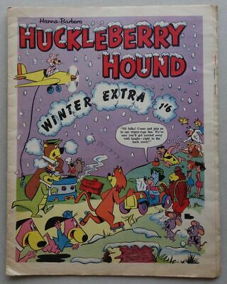 Huckleberry Hound Winter Extra Special comic 1965 VG/FN (phil-comics)