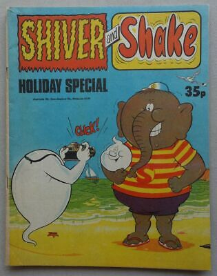 Shiver and Shake Holiday Special comic 1978 FN/VFN (phil-comics)